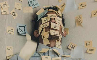 Managing stress levels during redundancy