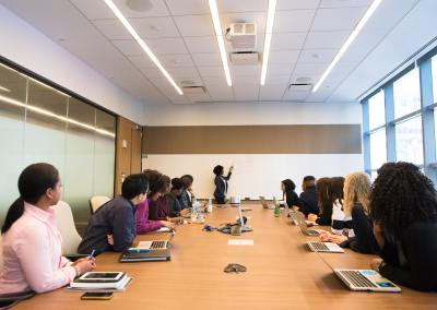 How to retain early careers talent and build a diverse organisation